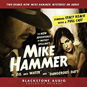 The New Adventures of Mickey Spillane's Mike Hammer Audiobook