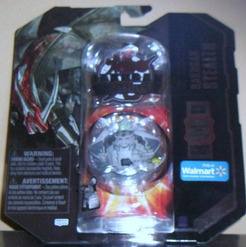 Bakugan Stealth Season 3 Gundalian Invaders EXCLUSIVE BakuGranite Haos {STRIKEFLIER 770G} + DNA CODE{NEW IN PACKAGE} - 1