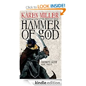 Hammer of God: Godspeaker: Book 3