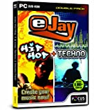 EJay Hip Hop & Techno Double Pack (PC)