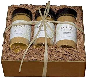 Ajika Organic Poultry Spice Blend Gift Set 16-ounce from Ethnic Foods Company