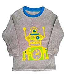 Cool Club Printed Boy's Round Neck T-Shirt