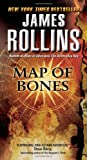 James Rollins Map of Bones (Sigma Force Novels)