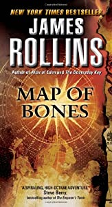 Map of Bones: A Sigma Force Novel (Sigma Force Novels)