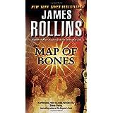 """Map of Bones: A Sigma Force Novel (Sigma Force Novels, Band 1)von """"James Rollins"""""""