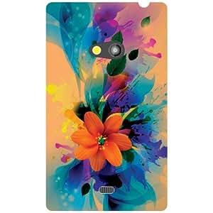 Printland Nokia Lumia 625 Back Cover