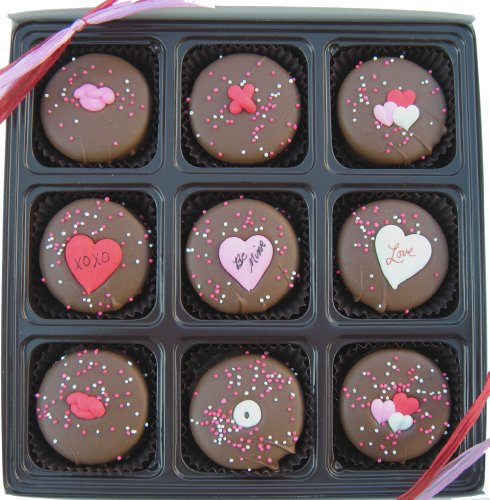 Gift Box of 9 Oreo's Chocolate Valentines Day