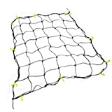Cargo Net with 16 Nylon Hooks 36in. x 60in.