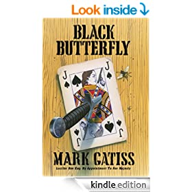 Black Butterfly: A Lucifer Box Novel