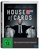 House of Cards - Season 1  (inkl. Digital Ultraviolet) [Blu-ray]