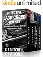 Detective Jack Creed Box Set: International Mystery Thriller And Suspense Series (English Edition)