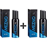 Mezno Mr. Cool - Fresh Active Fragrance Deodorant Body Spray For Men - 24 Hrs Fresh Power - No Gas Deo - 120ml...