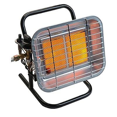 Thermablaster 15000 BTU Propane Infrared Portable Heater