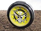 ワンピース ONE PIECE 目覚まし時計 サンジモデル op-002-sa ブラック×イエロー 並行輸入