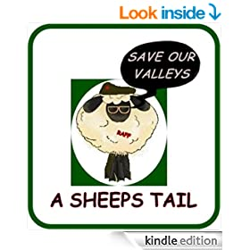 "Save Our Valleys ""A Sheep's Tail"" (Baarbaara The Sheep)"