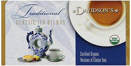 Davidson'S Tea Single Serve Irish Breakfast, 100-Count Tea Bags