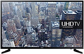 Samsung UE48JU6000 48-Inch Widescreen 4K Ultra HD Smart Wi-Fi LED TV with Freeview HD