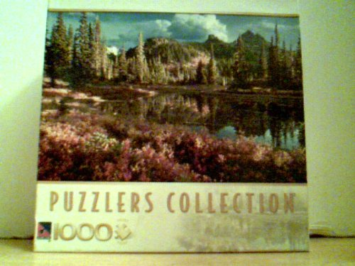 Puzzlers Collection 1000 Piece Puzzle 28.75