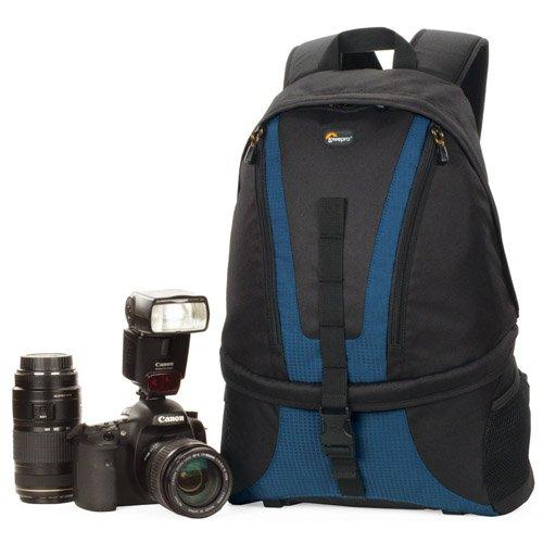 【国内正規品】Lowepro カメラリュック オリオンデイパック 200 7.4L ブルー 363962