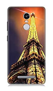 Xiaomi Redmi Note 3 3Dimensional High Quality Back cover by 7C