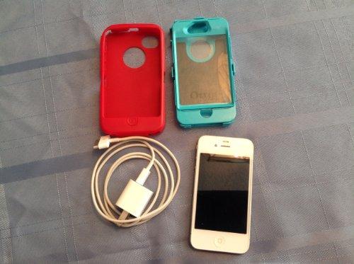 Apple iPhone 4 8GB White/Factory Unlocked