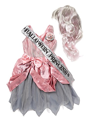 halloween-zombie-princess-prom-queen-fancy-dress-up-girls-costume-with-pink-grey-wig-ages-7-8-9-10-1