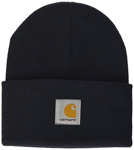 carhartt-acrylic-watch-hat-cappello-unisex-colore-navy-taglia-taglia-unica
