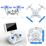 Tiean-M1-Mini-Foldable-24G-4CH-6Axis-RC-A-key-return-Quadcopter-Drone-HD-FPV-3MP
