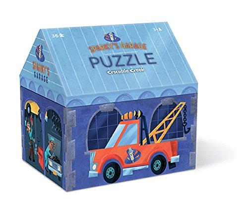 Crocodile Creek Puzzles front-979774