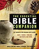 img - for The Essential Bible Companion: Key Insights for Reading God's Word (Essential Bible Companion Series) book / textbook / text book