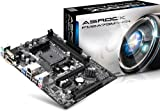 ASRock FM2A75M-HD+ Motherboard (AMD A75 FCH, DDR3, S-ATA 600, Micro ATX, 1x PCI Express 3.0 x16, Supports AMD Dual Graphics, Socket FM2+)