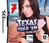 echange, troc Tele 7 jeux Texas Holde'm - Pack poker