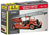 Heller 80780 Modellbausatz Feuerwehr Delahaye Type 103