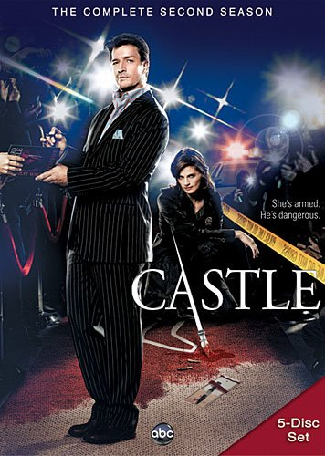 Castle: Complete Second Season [DVD] [Import]
