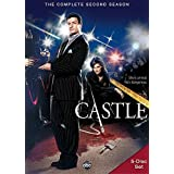 Castle: The Complete Second Season - 5-Disc DVDby Nathan Fillion