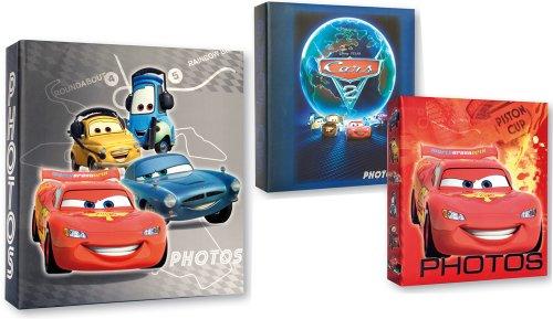 Einsteckalbum CARS für 200 Fotos 13x19 cm