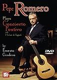 Pepe Romero Plays Concierto Festivo by Ernesto Cordero DVD