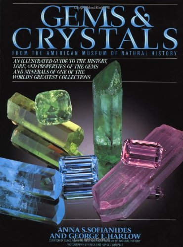 Gems And Crystals: From The American Museum Of Natural History (Rocks, Minerals And Gemstones) front-948004