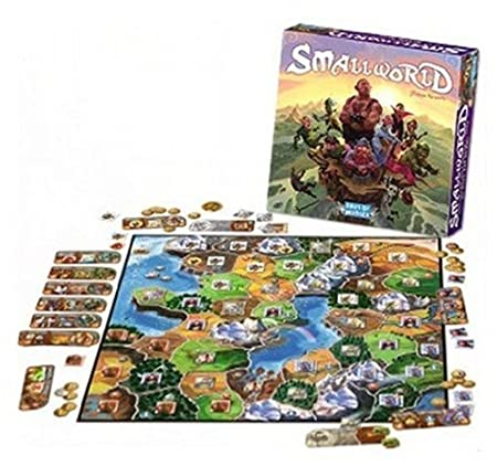 Days of Wonder - Small World - Version Import