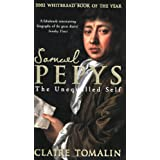 Samuel Pepys: The Unequalled Selfby Claire Tomalin