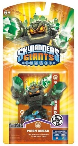 Skylanders Giants: Lightcore Prism Break Character - 1