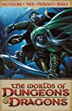 The Worlds of Dungeons & Dragons Volume 1 (v. 1) (1934692158) by Salvatore, R. A.