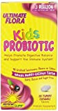 Renew Life Ultimate Flora Kids Probiotic Capsules, 30 Count