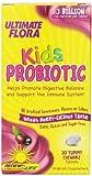 Renew Life Ultimate Flora Kids Probiotic Capsules, 30 Count