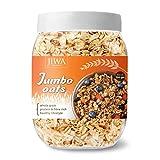 #8: Jiwa Foods Jiwa Jumbo Oats 1Kg Pack Of 2