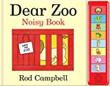 Cover of Dear Zoo Noisy Book by Rod Campbell 0230757650