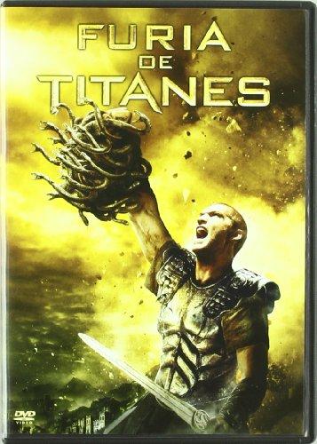 Furia de titanes [DVD]