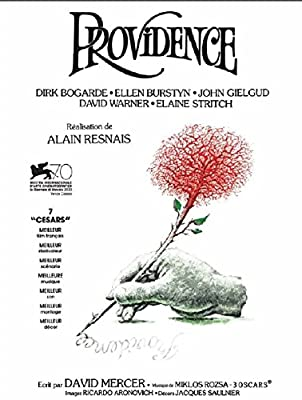 Providence 1977 DVD: NTSC Region 0 English Dirk Bogarde Ellen Burstyn John Gielgud
