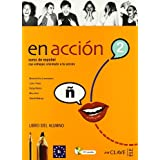 En Acción 2 - libro del alumno + CD audio