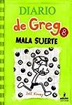 Diario de Greg 8 Mala suerte (Spanish...